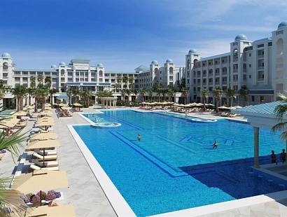 CONCORDE GREEN PARK PALACE (EX.RIU GREEN PARK) 5*